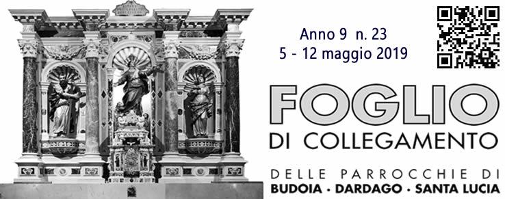 89e18e79413b www.artugna.it - Numeri Arretrati del foglio di collegamento delle  parrocche di Budoia - Dardago - Santa Lucia